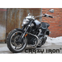 Дуги CRAZY IRON для Yamaha XV1700 Warrior 2002-2009