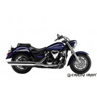 Дуги CRAZY IRON для Yamaha XVS1300 Midnight Star / V-Star 2007-2014