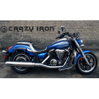 Дуги CRAZY IRON для Yamaha XVS950A Midnight Star / V-Star 2009-2014