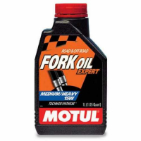 Вилочное масло MOTUL Fork Oil Expert medium/heavy 15w 1л