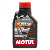 Вилочное масло MOTUL Fork Oil FL light/medium 7,5w 1л