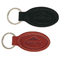 Брелок KUSHITANI Mt. FUJI LEATHER KEY HOLDER